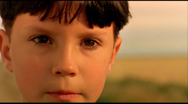 Jeremy Cooper as the budding psychopath Seth Dove in Philip Ridley's The Reflecting Skin (1990)