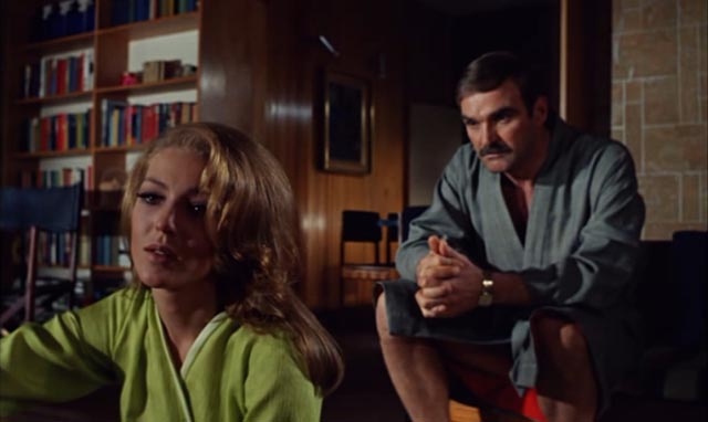 The criminal life puts pressure on a middle class marriage: Stanley Baker and Joanna Pettet in Peter Yates' Robbery (1967)