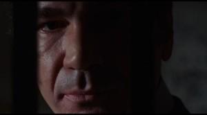 John Colicos as CIA boss McLeod: the face of a corrupt bureaucracy in Michael Winner's Scorpio (1973)