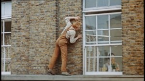 Window cleaners, voyeurism and sexual fantasy: a British trope given expression in Chrisopher Morahan's All Neat In Black Stockings (1968)