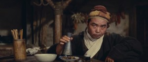 One of the shady characters hanging out at Dragon Gate Inn in King Hu's 1967 film