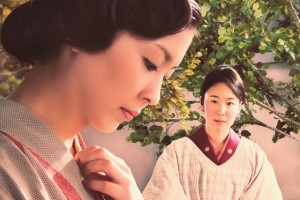 Takako Matsu and Haru Kuroki in Yoji Yamada's exquisite The Little House (2014)