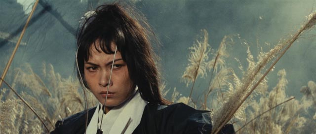 ... and Hsu Feng in King Hu's A Touch of Zen (1971/75)