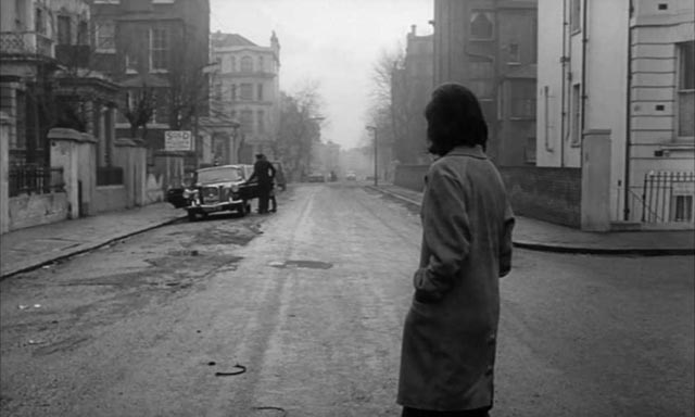 "London noir: a bleak city on the verge of becoming ""swinging"" in Michael Winner's West 11 (1963)"