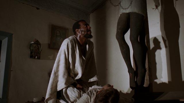Othello realizes his error too late in Patrick McGoohan's Catch My Soul (1973)