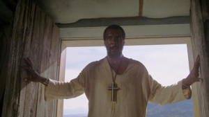 Richie Havens as the preacher Othello in Patrick McGoohan's Catch My Soul (1973)