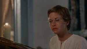 Season Hubley as Desdemona, a symbol of compliant purity in Patrick McGoohan's Catch My Soul (1973)