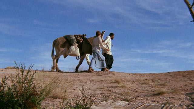 The desert landscape and religious elements give Patrick McGoohan's Catch My Soul (1973) a Biblical ambiance