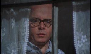 Richard Attenborough gives his finest performance as serial killer John Reginald Christie in Richard Fleischer's bleak true crime movie 10 Rillington Place (1971)