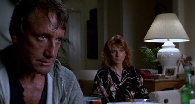 Roy Scheider and Ann-Margret: a troubled marriage in John Frankenheimer's 52 Pick-Up (1986)
