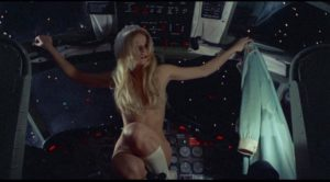 Ewa Aulin on display in coy good taste in Christian Marquand's Candy (1968)