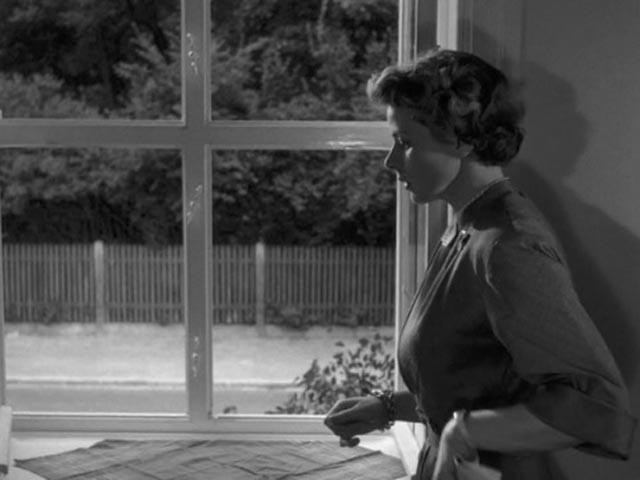 Haunted by guilt: Ingrid Bergman as Irene Wagner in Roberto Rossellini's Fear (1954)