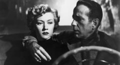 Gloria Grahame and Humphrey Bogart in Nicholas Ray's In a Lonely Place (1950)