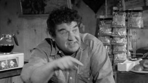 Stanley Adams as Juan, the cheerful yet cautious atheist in Ralph Nelson's Lilies of the Fields (1963)