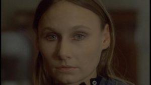 The face of female madness: Angela Pleasence in Jose Ramon Larraz's Symptoms (1974)