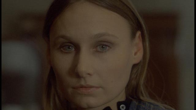 The face of female madness: Angela Pleasence in Jose Ramon Larraz's Symptoms (1974)