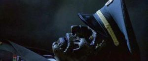David Fralick as the patriotically vengeful Uncle Sam in William Lustig's movie Uncle Sam (1996)