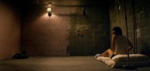 Prison or sanctuary? Michelle (Mary Elizabeth Winstead) wakes in the bunker in Dan Trachtenberg's 10 Cloverfield Lane (2016)