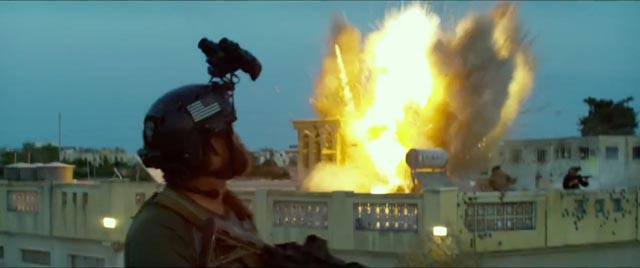 Blowing stuff up in Benghazi: Michael Bay's combat movie, 13 Hours (2016)