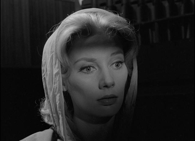 Candace Hilligos as Mary Henry in Herk Harvey's Carnival of Souls (1962)