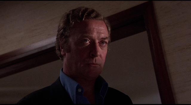 Michael Caine brooding about thriller cliches and a Nazi revival in John Frankenheimer's The Holcroft Covenant (1985)