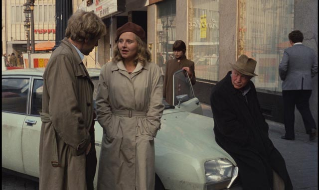 Wilhelm gathers companions for his journey in Wim Wenders' Wrong Move (1975)