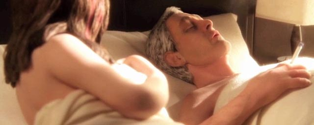 The morning after's poignant sense of disappointment in Charlie Kaufman and Duke Johnson's Anomalisa (2015)