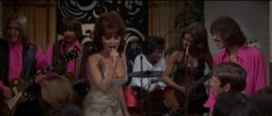 The Carrie Nations hit it big in California in Russ Meyer's Beyond the Valley of the Dolls (1970)