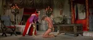 Z-Man loses control in the frenzied climax of Russ Meyer's Beyond the Valley of the Dolls (1970)