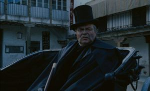 Orson Welles as Mr. Clay in The Immortal Story (1968)