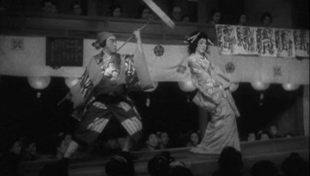 Criterion Blu-ray review: Kenji Mizoguchi's <i>The Story of the Last Chrysanthemum</i> (1939)