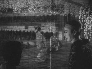 Mizoguchi's layered imagery in The Story of the Last Chrysanthemum (1939)
