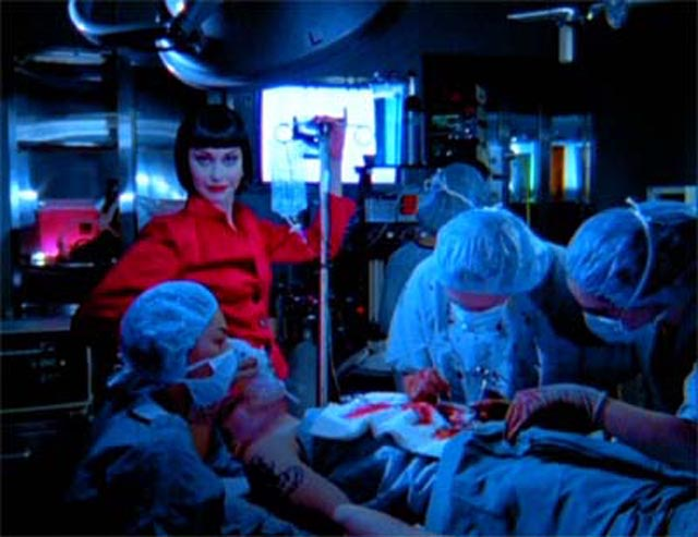 The confluence of sexuality and surgery in Jonathan Weiss' adaptation of Ballard's The Atrocity Exhibition (2001)