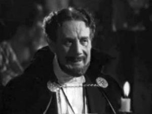 Tod Slaughter in George King's The Face at the Window (1939)