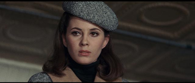 Barbara Parkins as naive small-town girl Anne Welles in Mark Robson's Valley of the Dolls (1967)