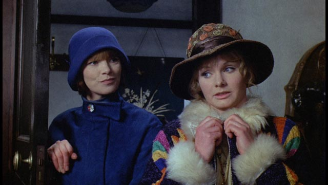 Glenda Jackson and Jennie Linden, thoroughly modern Women in Love in Ken Russell's 1969 D.H. Lawrence adaptation