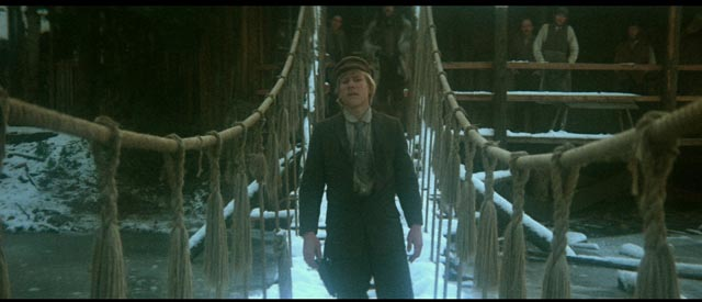 The juvenile face of death (Manfred Schultz) in Robert Altman's McCabe & Mrs Miller (1971)
