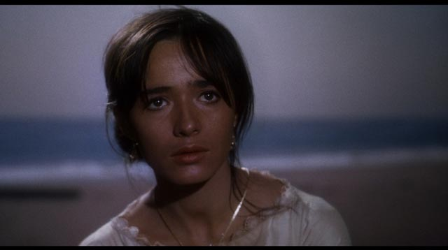Pina Pellicer as Louisa, Dad's stepdaughter, who sees the romantic in Rio in Marlon Brando's One-Eyed Jacks (1961)