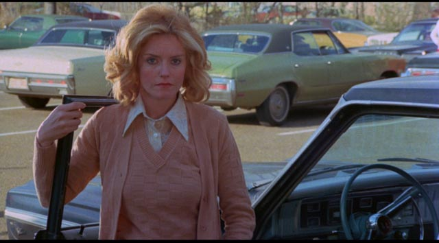 "Sharon Farrell as the ""good mother"" in Robert Allen Schnitzer's The Premonition (1976)"