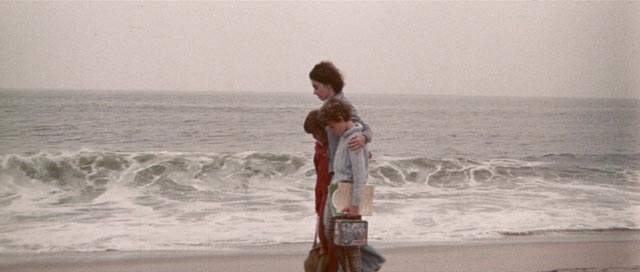 A melancholy, dream-like atmosphere, occasionally interrupted by bursts of violence in Matt Cimber's The Witch Who Came From the Sea (1976)