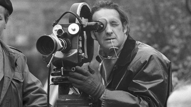 Polish director Andrzej Wajda 1926-2016