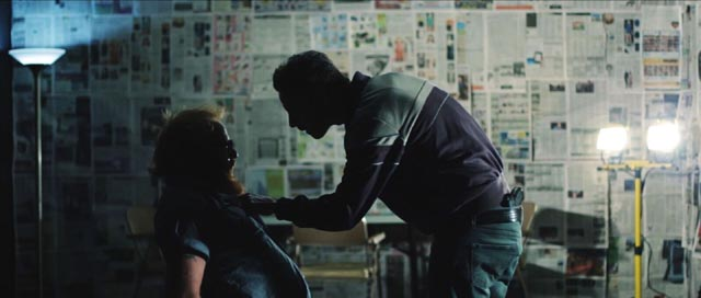 Ethan finds himself at the mercy of a corporate hitman in George Moise's Counter Clockwise (2016)