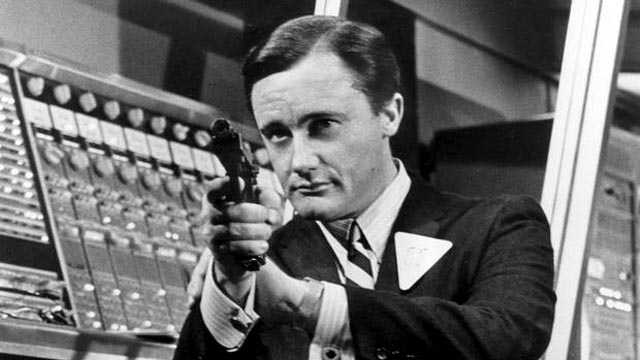 Robert Vaughn as Napoleon Solo in The Man From U.N.C.L.E. (1964-68)