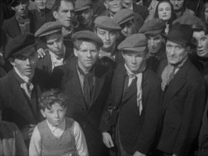 England's forgotten working men in John Baxter's Love on the Dole (1941)