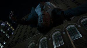 The nurse's first victim in Doug Aarniokoski's Nurse 3D (2013)