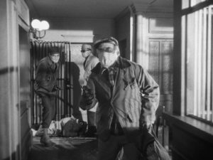 Harry Belafonte, Ed Begley and Robert Ryan raid a smalltown bank in Robert Wise's Odds Against Tomorrow (1959)