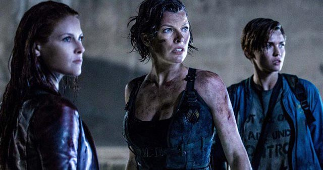 Ruby Rose Drops Resident Evil The Final Chapter Movie: Evil And Dead