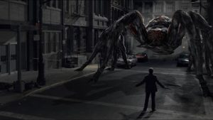 Why, oh why does space radiation cause so many problems? Tibor Takacs' Spiders 3D (2011)