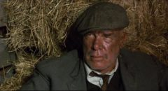 Lee Marvin as hobo A Number 1 in Robert Aldrich's Emperor of the North (1973)