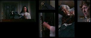 Paranoid montage in Richard Fleischer's problematic The Boston Strangler (1968)